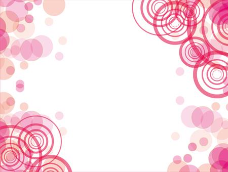 핑크 벽지