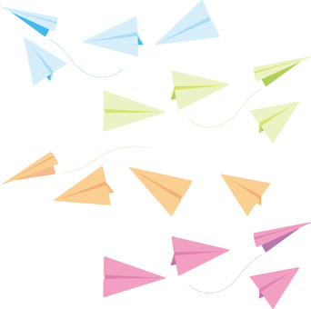 纸飞机集合