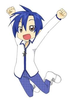 Hikaru uniform (long sleeves)