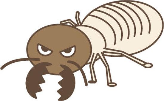 Termite character
