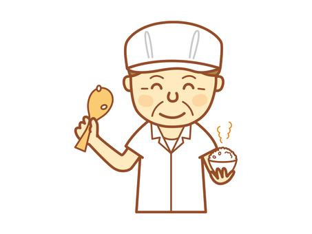 Cooking staff (Senior -5)