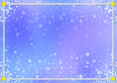 Star background material 9