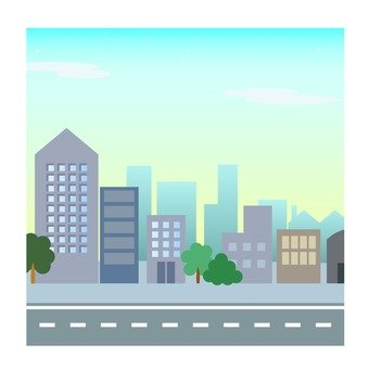 거리의 풍경