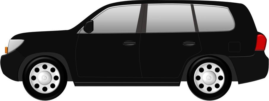 Automobile (black)