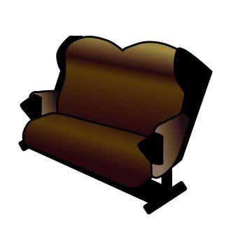 Couple seat