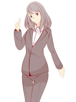 Female suit