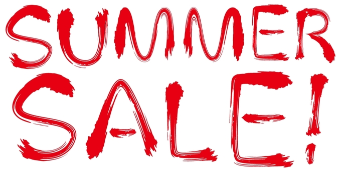 Character Summer Sale 01