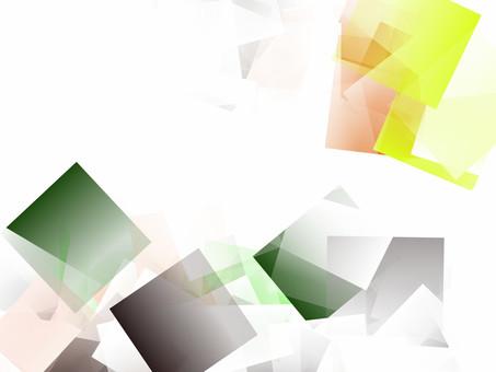 癒合青苔綠色主題圖像設計