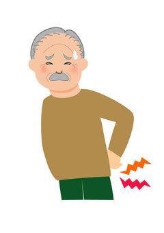 Grandpa of low back pain