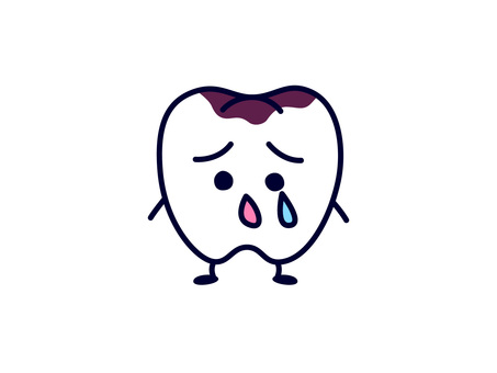 Tooth (crying cavities)