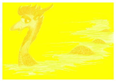黃色的水龍