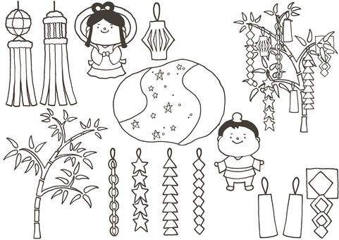 Tanabata line