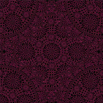 Lace pattern background 3