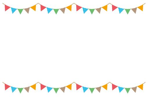 Cute Material 002 Flag