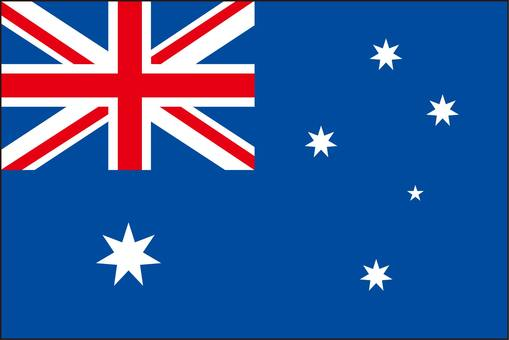 Australia Flag (no name)