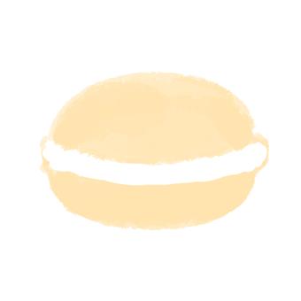 Macaroon yellow