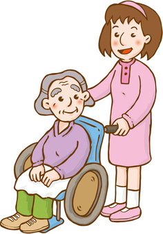 Wheelchair nursing