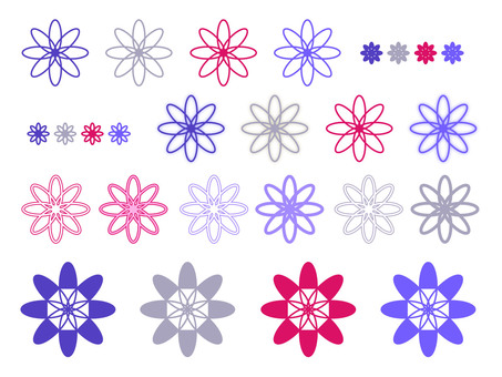 Flower motif 3
