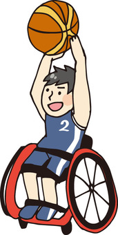 Welfare (Wheelchair basketball 1)