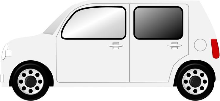Automobile (gray)