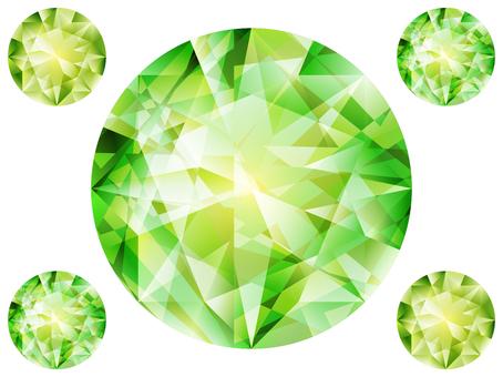 Peridot (jewel)