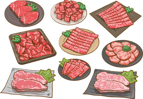 Beef collection