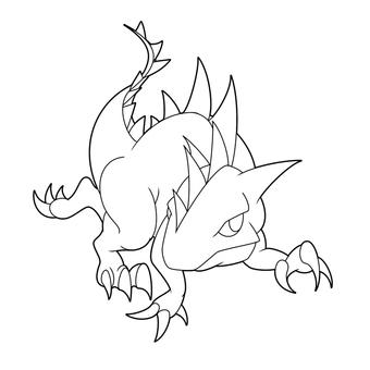 怪物43(圖畫書)