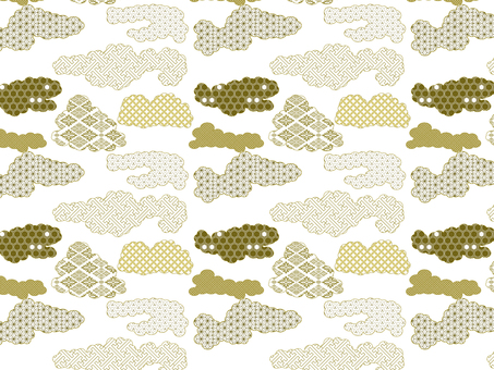 ai cloud pattern with swatch 2