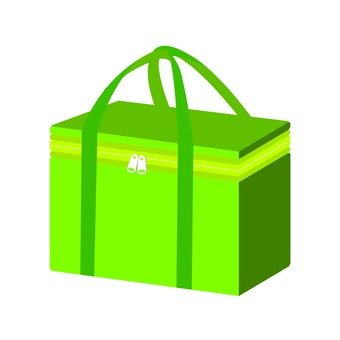 Mountaineering Equipment - Cooler Bag (Green)