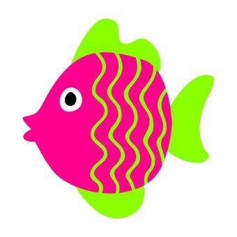 紅色的魚7