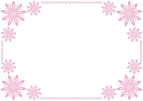 Frame - Hua Bang - Pink