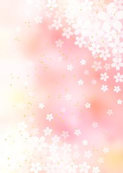 Cherry Pink Background