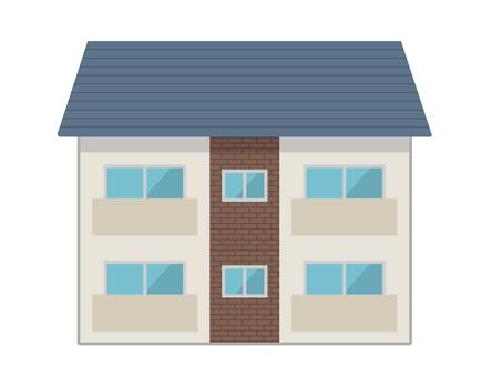 Illustration of apartment 01