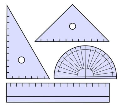 Various rulers