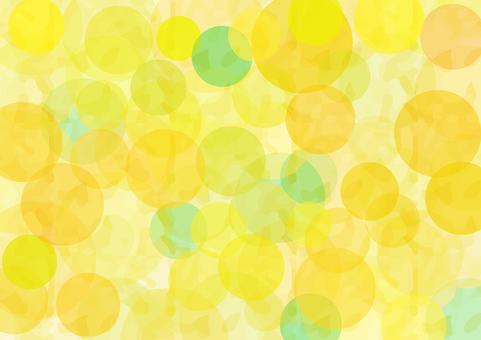 黄色系の背景