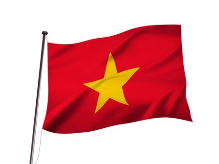 Vietnam flag image
