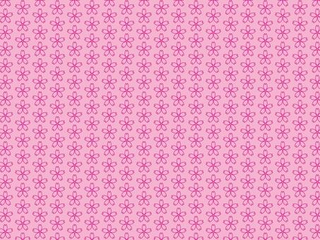 Cherry blossom background 04