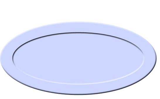 Blue dish tilt