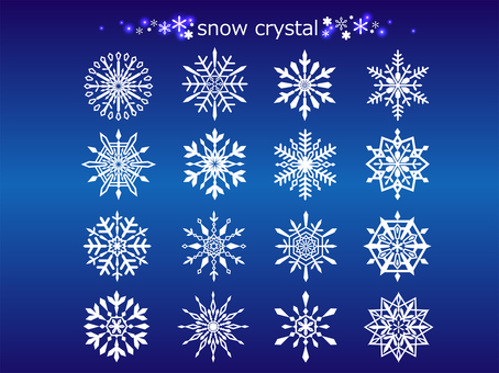 Snow Crystal 03