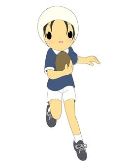 橄欖球男孩