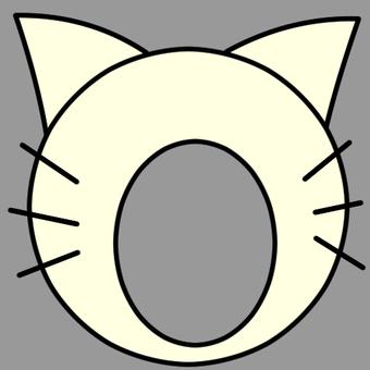 고양이 간단한 얼굴 섹스