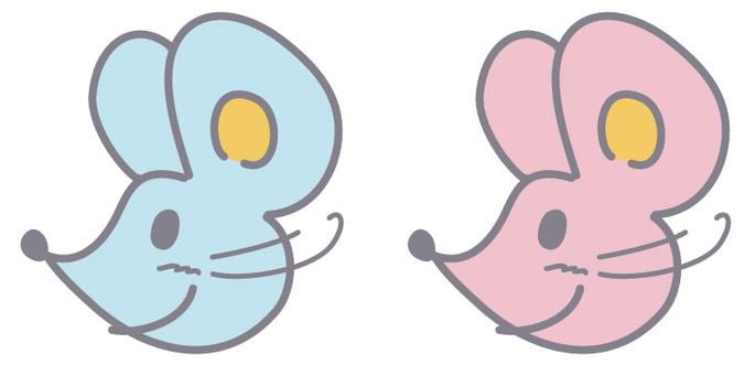 Mouse profile 2