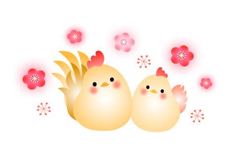 닭의 연하장