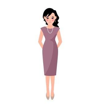 One piece woman 4