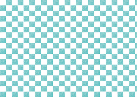 Light blue checkered pattern