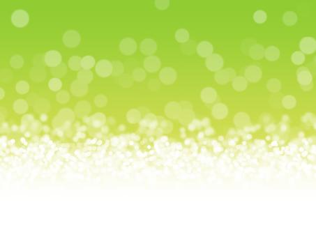 반짝이 도트 3 (녹색)