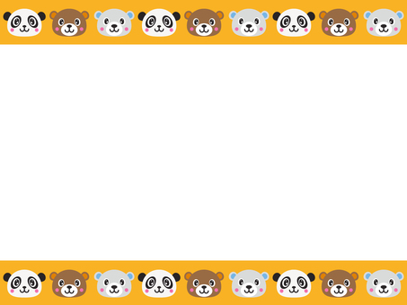 Background - Panda, bear and polar bear 01
