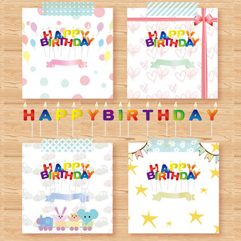 Message card_Birthday