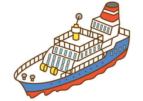 Passenger Ship 4c