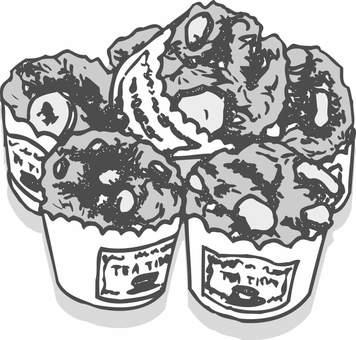 Valentine Cocoa Muffin